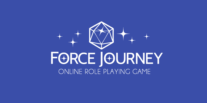force journey rpg logo